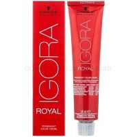 Schwarzkopf Professional IGORA Royal farba na vlasy odtieň 4-63  60 ml
