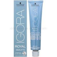 Schwarzkopf Professional IGORA Royal Highlifts permanentná farba na vlasy odtieň 10-1 60 ml