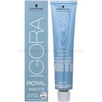 Schwarzkopf Professional IGORA Royal Highlifts permanentná farba na vlasy odtieň 12-1 60 ml