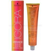 Schwarzkopf Professional IGORA Vibrance farba na vlasy odtieň 4-0  60 ml