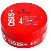 Schwarzkopf Professional Osis+ FlexWax krémový vosk ultra silná fixácia  85 ml