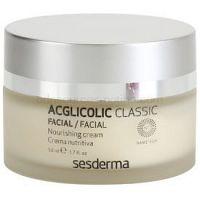 Sesderma Acglicolic Classic Facial výživný omladzujúci krém pre suchú až veľmi suchú pleť  50 ml