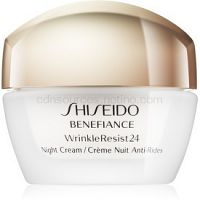 Shiseido Benefiance WrinkleResist24 Night Cream nočný hydratačný krém proti vráskam  50 ml