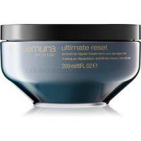 Shu Uemura Ultimate Remedy maska pre veľmi poškodené vlasy  200 ml
