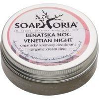 Soaphoria Venetian Night krémový dezodorant  50 ml