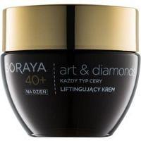 Soraya Art & Diamonds spevňujúci denný krém s liftingovým efektom 40+  50 ml