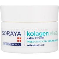 Soraya Collagen & Elastin hydratačný krém s vitamínmi  50 ml