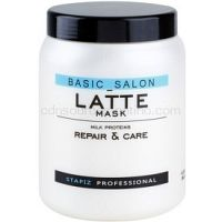 Stapiz Basic Salon Latte maska s mliečnymi proteínmi  1000 ml