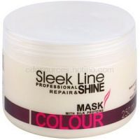 Stapiz Sleek Line Colour hydratačná maska  pre farbené vlasy  250 ml