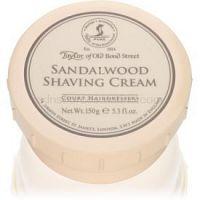 Taylor of Old Bond Street Sandalwood krém na holenie  150 g