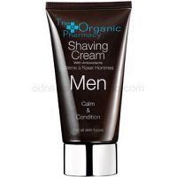 The Organic Pharmacy Men krém na holenie  75 ml