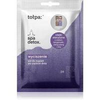 Tołpa Spa Bio Harmony rašelinová soľ do kúpeľa s levanduľou  60 g