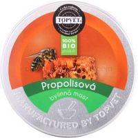 Topvet Body Care propolisová bylinná masť  50 ml