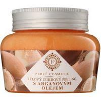 Topvet Body Scrub cukrový peeling s arganovým olejom  200 g