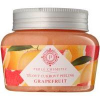 Topvet Body Scrub cukrový peeling s grepfruitom  200 g