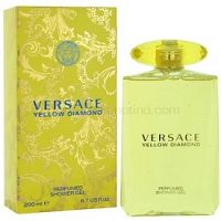 Versace Yellow Diamond sprchový gél pre ženy 200 ml