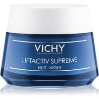 Vichy Liftactiv Supreme nočný spevňujúci a protivráskový krém s liftingovým efektom  50 ml