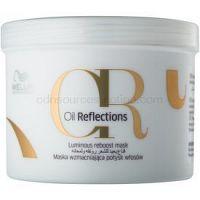 Wella Professionals Oil Reflections vyživujúca maska pre hladké a žiarivé vlasy  500 ml