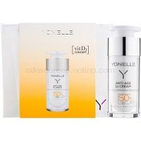 Yonelle Anti - Age D3 ochranný protivráskový krém SPF 50+  30 ml