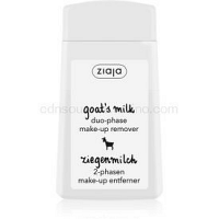 Ziaja Goat's Milk dvojfázový odličovač očí a pier  120 ml