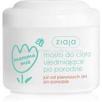Ziaja Mamma Mia spevňujúce telové maslo pre ženy po pôrode  200 ml