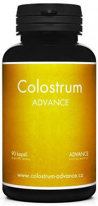 Advance nutraceutics Colostrum ADVANCE 90 kapsúl