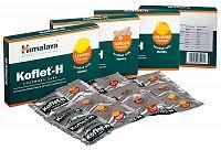 Agency MM Health Himalaya Koflet-H s medom 12 pastiliek Pomeranč