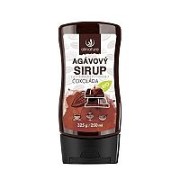 Allnature Agávový sirup bio 250 ml Čokoláda