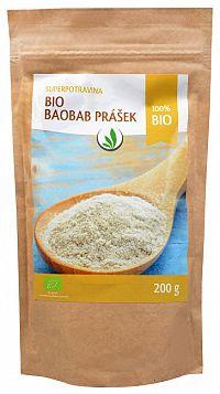 Allnature BIO Baobab prášok 200 g
