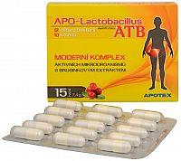Apotex APO-Lactobacillus ATB 15 kapsúl