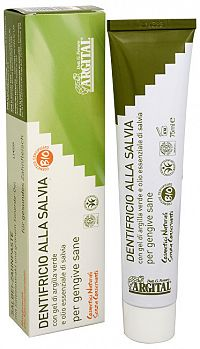 Argital Argital - zubná pasta so šalviou a zeleným ílom 75 ml