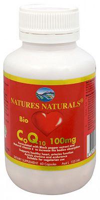 Australian Remedy Bio CoQ10 100 mg 60 kapsúl