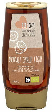 Bio Today Kokosový sirup svetlý 250 ml