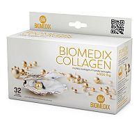 Biomedix Collagen 32 sáčkov + C-Vitamín 100 mg 60 tbl.