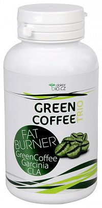 DoktorBio Green Coffee Trio 90 kapsúl