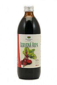 EkoMedica Czech Červená repa - 100% šťava z červenej repy 500 ml