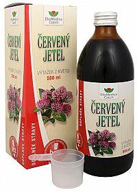 EkoMedica Czech Červený ďatelina - výťažok z kvetu 500 ml