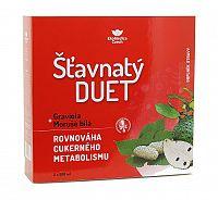 EkoMedica Czech Šťavnatý duet graviola + moruše biela 2 x 500 ml