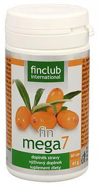 Finclub Fin Mega7 60 kapsúl