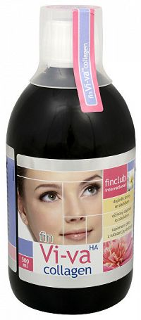Finclub Fin VI-VA HA Collagen 500 ml