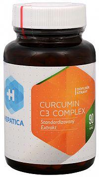 Hepatica Curcumin C3 Complex 90 kapsúl