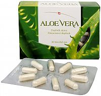Herb Pharma Aloe Vera 30 kapsúl
