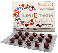 InPharm LIPO-C-Askor 60 kapsúl