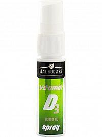 MalbuCare Malbucare Vit D3 1000iu 15 ml spray