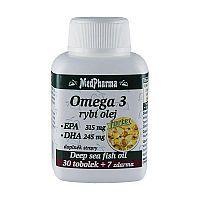 MedPharma Omega 3 rybí olej Forte tbl. 37