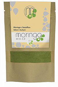 Moringa MIX oleifera s bazalkou 30 g