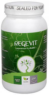 Natural Medicaments Regevit 200 cps.