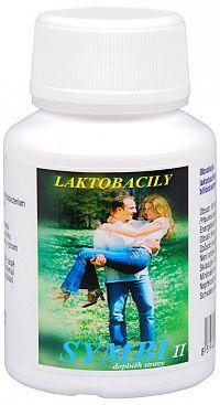 Natural Medicaments Symbi II - laktobacily 60 kapsúl