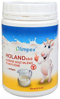 Olimpex s. r. o. Holandskej sušené kozie mlieko 360 g