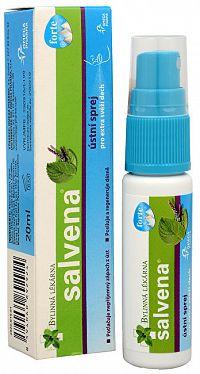 Omega Pharma Salvena šalviový ústny sprej 20 ml